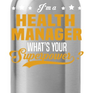 Health Manager - Water Bottle