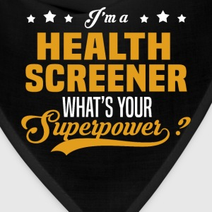 Health Screener - Bandana