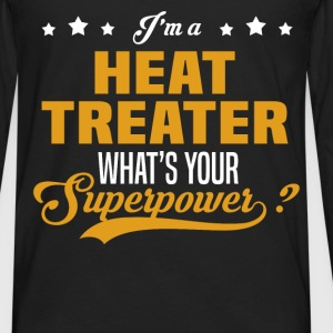 Heat Treater - Men's Premium Long Sleeve T-Shirt