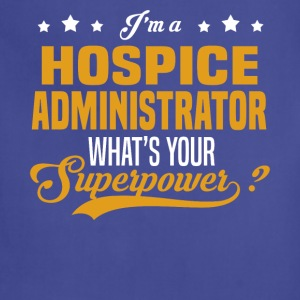 Hospice Administrator - Adjustable Apron