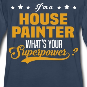 House Painter - Men's Premium Long Sleeve T-Shirt