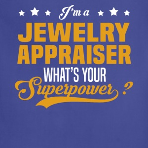 Jewelry Appraiser - Adjustable Apron