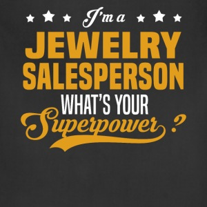 Jewelry Salesperson - Adjustable Apron