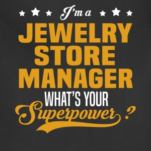 Jewelry Store Manager - Adjustable Apron
