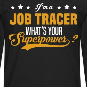Job Tracer - Men's Premium Long Sleeve T-Shirt