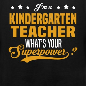 Kindergarten Teacher - Men's Premium Tank