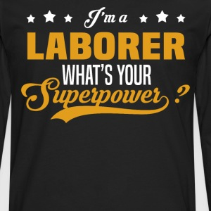 Laborer - Men's Premium Long Sleeve T-Shirt