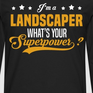 Landscaper - Men's Premium Long Sleeve T-Shirt