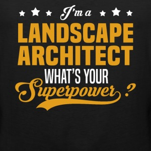 Landscape Architect - Men's Premium Tank