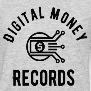 Digital Money Records T-Shirts - Men's Premium Long Sleeve T-Shirt
