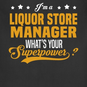 Liquor Store Manager - Adjustable Apron