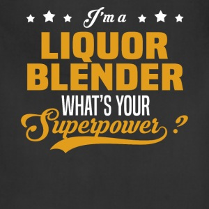 Liquor Blender - Adjustable Apron