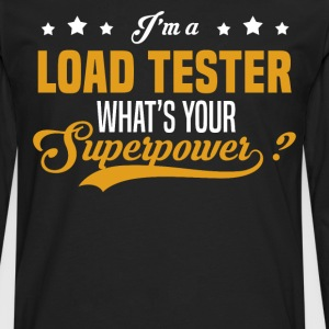 Load Tester - Men's Premium Long Sleeve T-Shirt