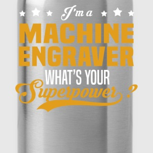 Machine Engraver - Water Bottle