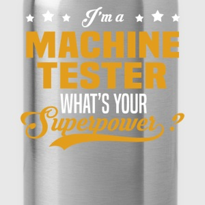 Machine Tester - Water Bottle
