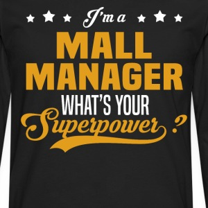 Mall Manager - Men's Premium Long Sleeve T-Shirt