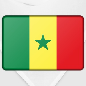 Senegal flag (bevelled) - Bandana