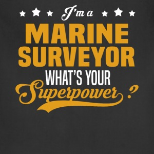 Marine Surveyor - Adjustable Apron