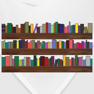 Bookshelves - Bandana