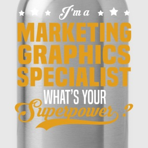 Marketing Graphics Specialist - Water Bottle