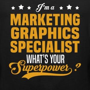 Marketing Graphics Specialist - Men's Premium Tank