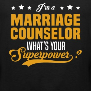 Marriage Counselor - Men's Premium Tank