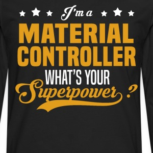 Material Controller - Men's Premium Long Sleeve T-Shirt