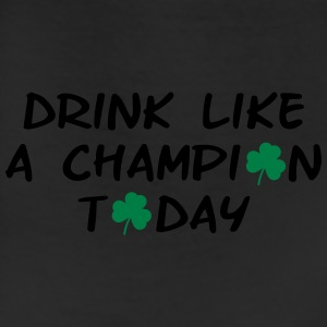 Drink Like a Champion Today Shamrock Shirt - Leggings