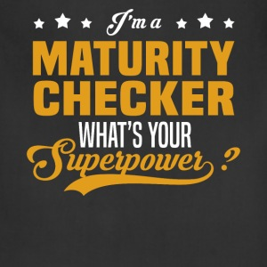 Maturity Checker - Adjustable Apron