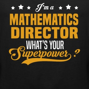Mathematics Director - Men's Premium Tank