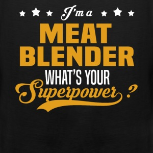 Meat Blender - Men's Premium Tank