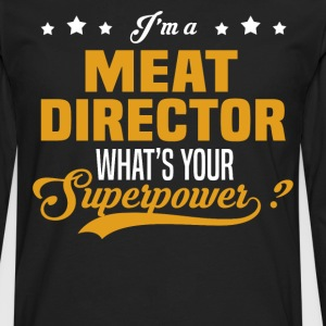 Meat Director - Men's Premium Long Sleeve T-Shirt