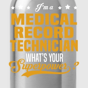 Medical Record Technician - Water Bottle