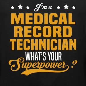 Medical Record Technician - Men's Premium Tank
