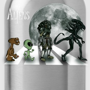 The Aliens - Water Bottle