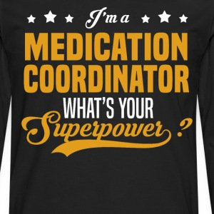 Medication Coordinator - Men's Premium Long Sleeve T-Shirt