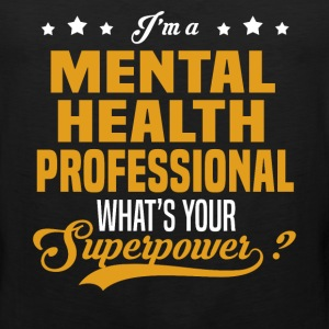 Mental Health Professional - Men's Premium Tank