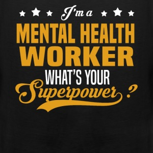 Mental Health Worker - Men's Premium Tank