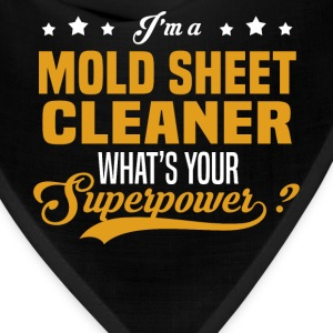 Mold Sheet Cleaner - Bandana