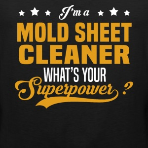 Mold Sheet Cleaner - Men's Premium Tank