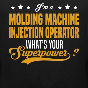 Molding Machine Injection Operator - Men's Premium Tank