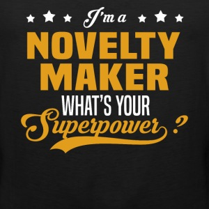 Novelty Maker - Men's Premium Tank
