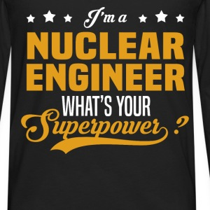 Nuclear Engineer - Men's Premium Long Sleeve T-Shirt