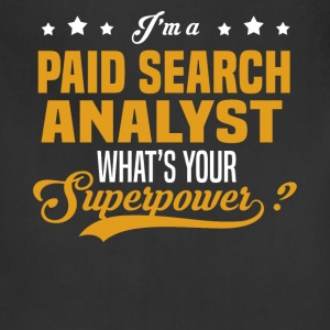 Paid Search Analyst - Adjustable Apron