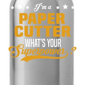Paper Cutter - Water Bottle