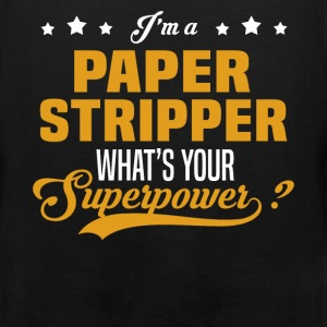 Paper Stripper - Men's Premium Tank