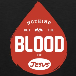 Nothing but the Blood of Jesus - Men's Premium Tank