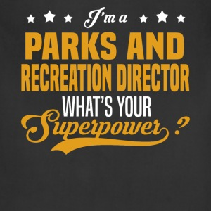 Parks and Recreation Director - Adjustable Apron