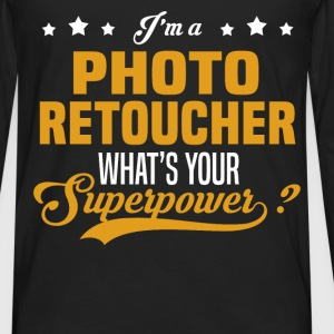 Photo Retoucher - Men's Premium Long Sleeve T-Shirt