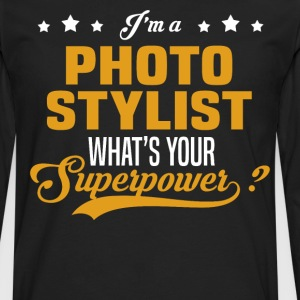Photo Stylist - Men's Premium Long Sleeve T-Shirt
